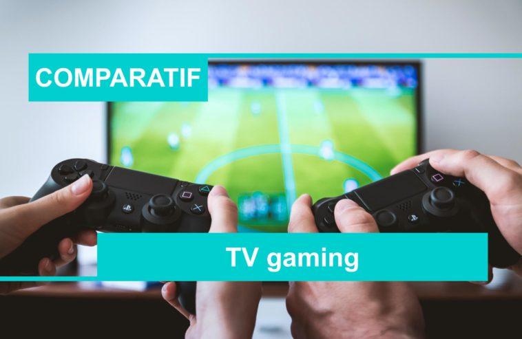 Comparatif meilleure TV gaming