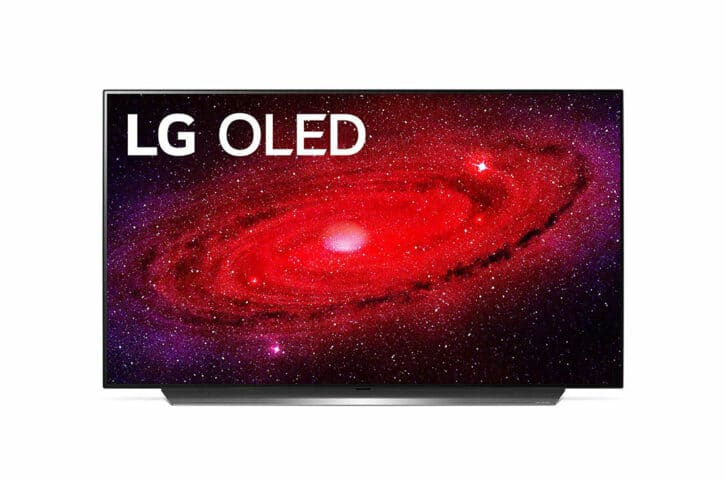 LG OLED48CX meilleure tv gaming