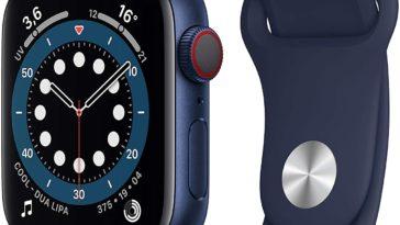Montre connectée Apple Watch Series 6