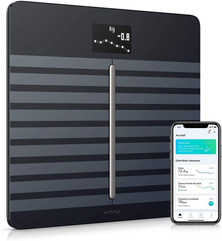 Withings Nokia Body Cardio, meilleures balances connectées