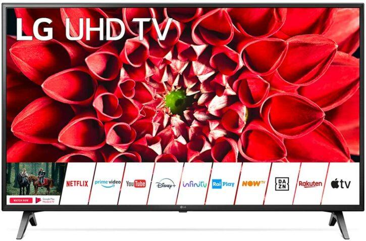 smart tv lg 43 UN 71006