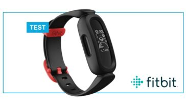 test Fitbit Ace 3