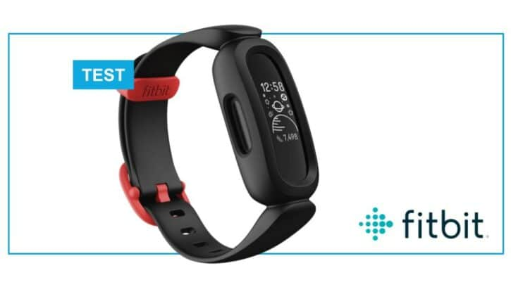 test Fitbit Ace 3