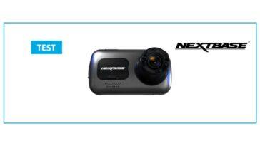 test nextbase dashcam 622GW