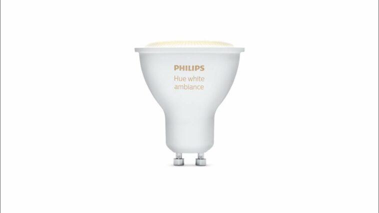 Philips Hue White Ambiance GU10