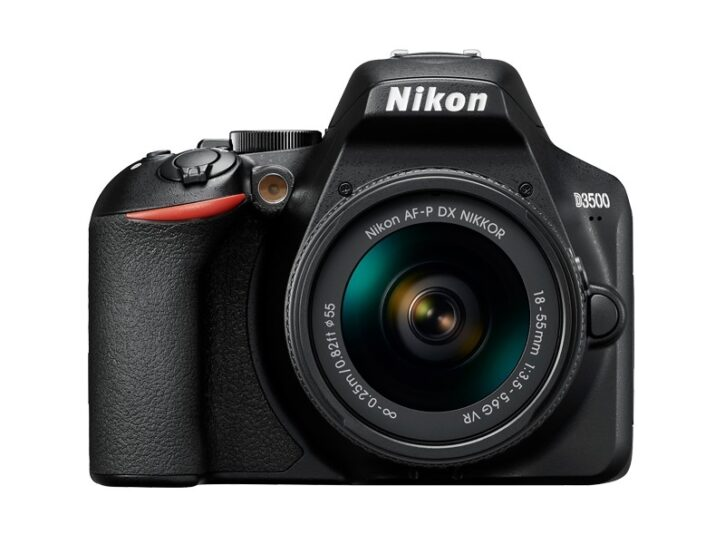 meilleur appareil photo Nikon D3500