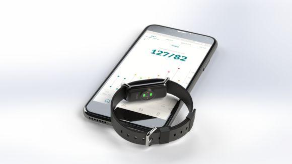kit aktiia bracelet connecté