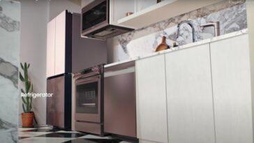 Bespoke Samsung réfrigérateur