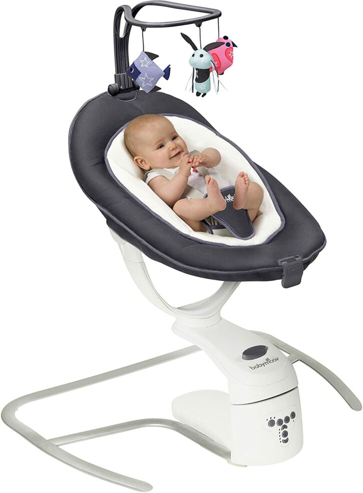 Babymoov Swoon Motion electric baby swing