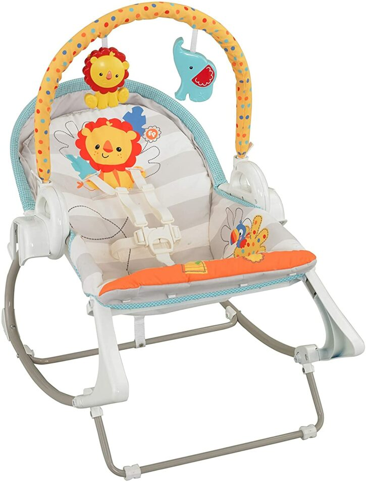 Fisher-Price 3 in 1 electric swing