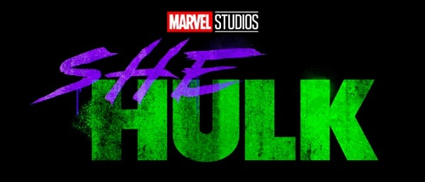 She Hulk série logo