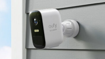 bug caméra de sécurité Eufy