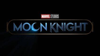 moon knight série logo