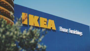 Voiture électrique Ikea