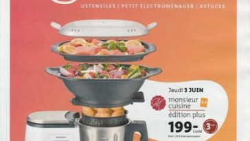 Lidl Monsieur Cuisine Plus