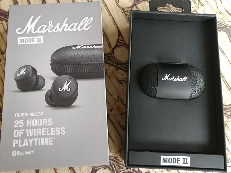 test marshall mode II unbox