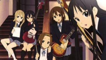 anime musique