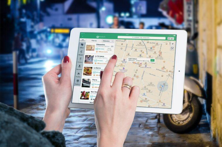 Google Localisermon smartphone