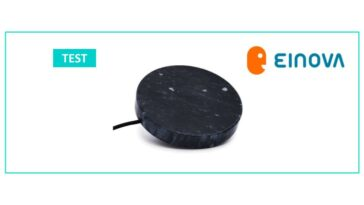test einova charging stone