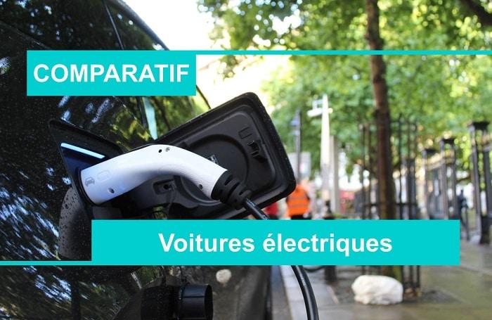 COMPARATIF voiture électrique