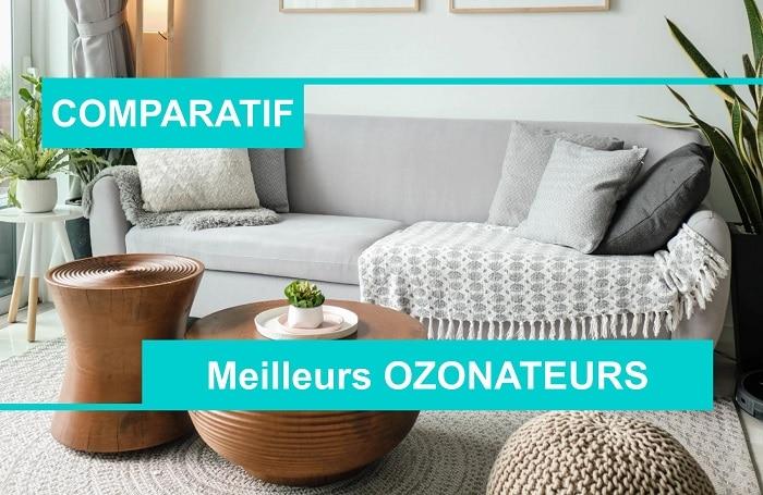 Comparatif meilleur ozonateur