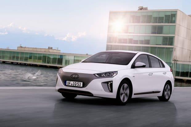 Voiture électrique Hyundai IONIQ Electric