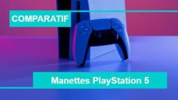 Manettes PS5