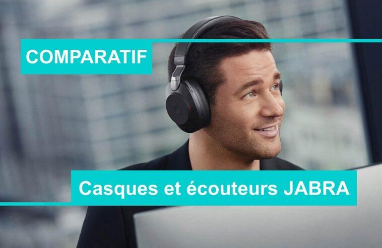 casques et écouteurs Jabra