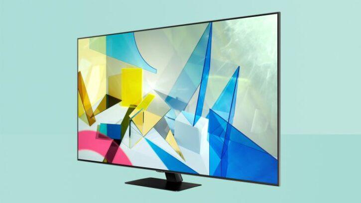 TV Samsung Q80T QLED 4K