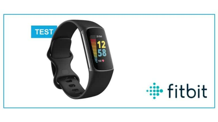 TEST fitbit charge 5