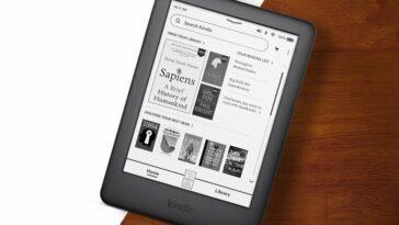 Liseuse Amazon Kindle