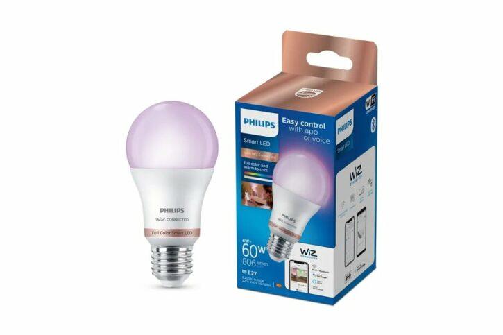 Nouvelles ampoules LED intelligentes Philips