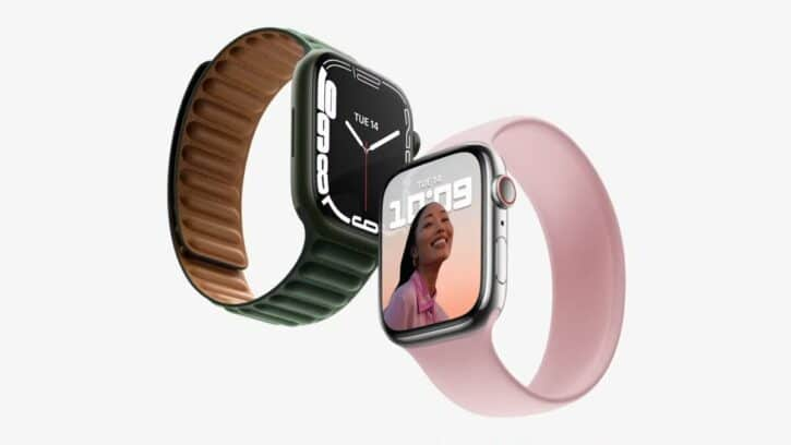 Apple Watch Series 7 2021
