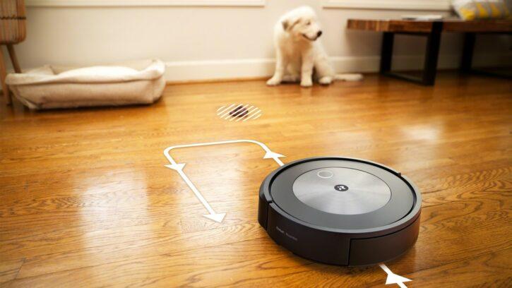 Aspirateur robot Roomba J7+