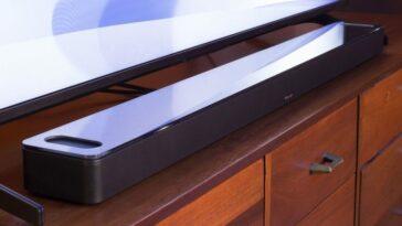 La nouvelle Soundbar 900 de Bose