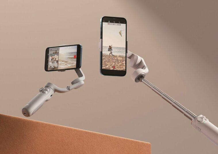 Le stabilisateur pour smartphone DJI OM 5
