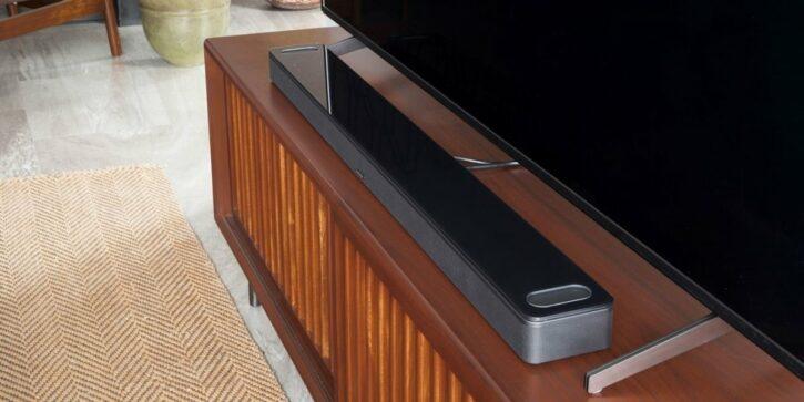 La Smart Soundbar 900 de Bose