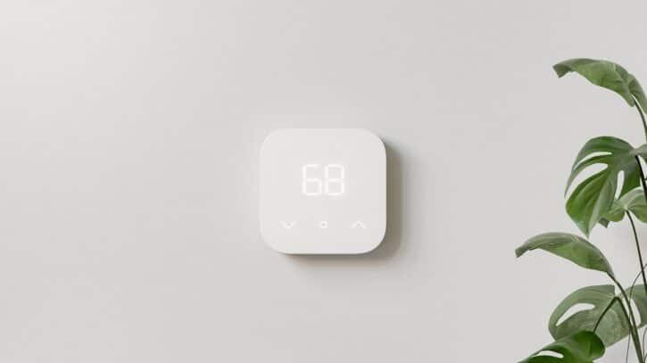 thermostat connecté amazon