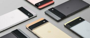 smartphone google pixel 6