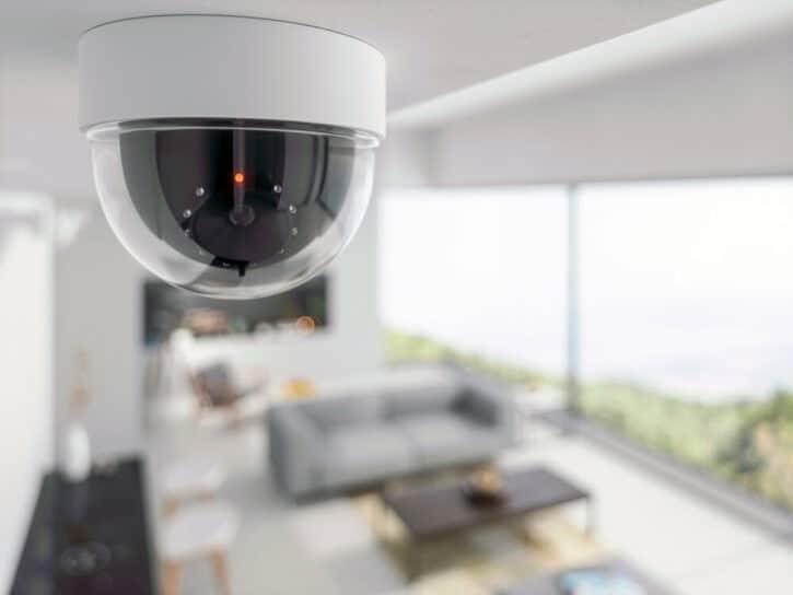 cameras de surveillance infrarouge