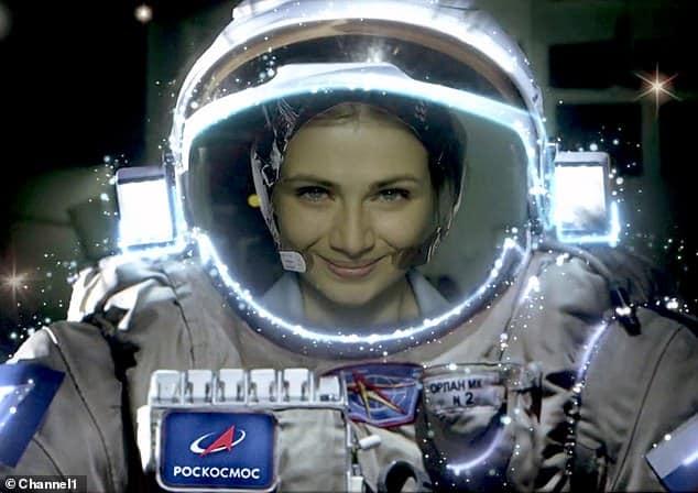 tournage dans l'espace